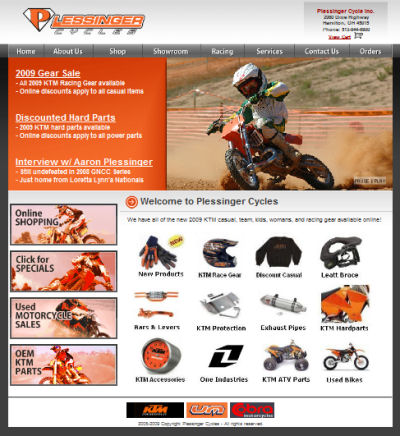 www.PlessingerCycles.com