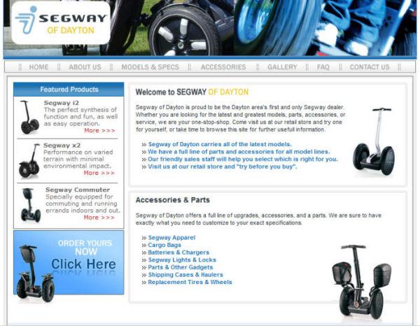 www.SegwayOfDayton.com