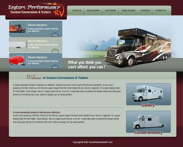 www.TaylorsPerformanceRV.com