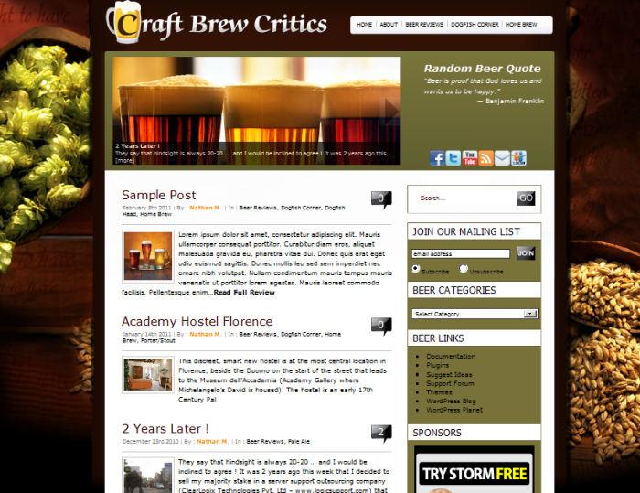 www.CraftBrewCritics.com