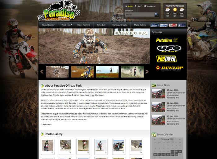 www.ParadiseOffroadPark.net