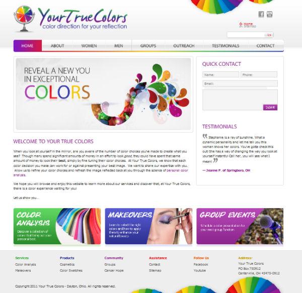 www.YourTrueColors.net